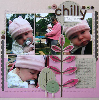 'chilly' layout