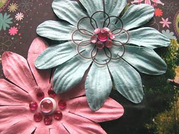 Flowers (detail)