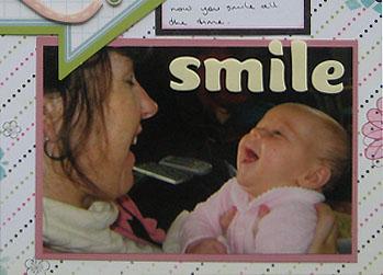 smile (detail)