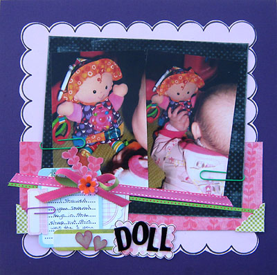 Doll you loved